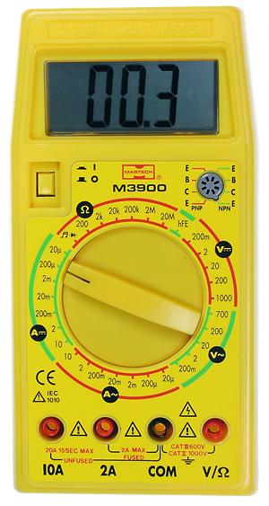 M3900 Цифровой мультиметр