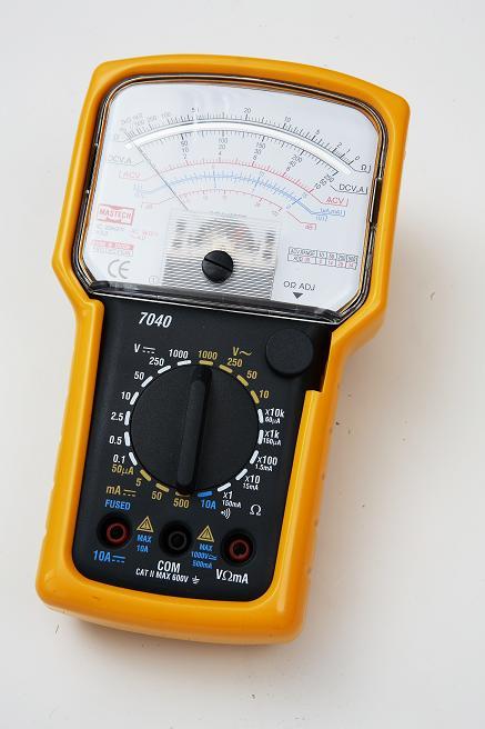 M7040 Стрелочный мультиметр