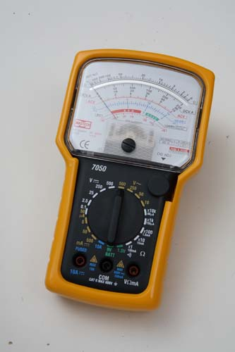Mastech Стрелочный мультиметр M7050