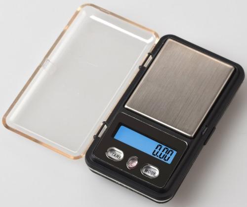 Портативные карманные мини весы