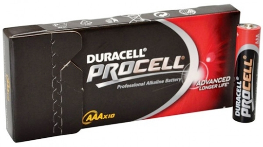 DURACELL PROCELL LR3 (10/100)