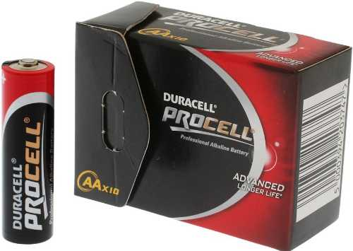 DURACELL PROCELL LR6 (10/100)
