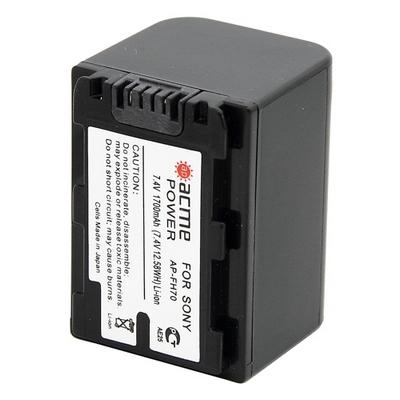 Аккумулятор AcmePower NP-FH70
