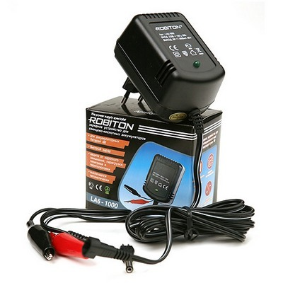 Зарядка для свинцовых аккумуляторов