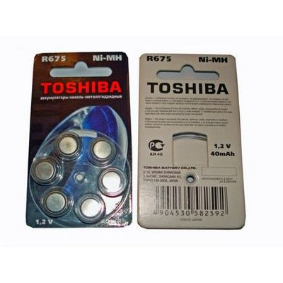 TOSHIBA R675T BL-6 (1.2V,