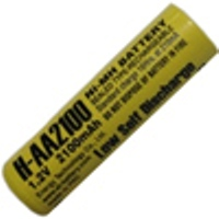 H-AA2100 STANDARD Low Self Discharge (NiMH 2100mAh с низким саморазрядом, 14,5*49,0mm)
