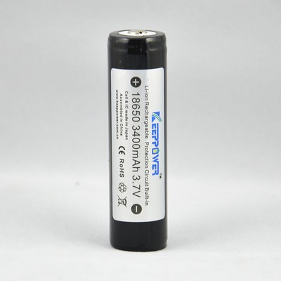 KEEPPOWER 18650-PCM (3400mAh PANASONIC) � ������ ������ Li-ION 3,7V ��� �������
