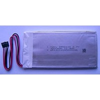 LP 5558115 3500mAh 3,7V with PCM and connector JST YOKU