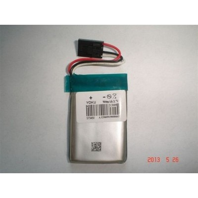 LP 573450 1100mAh 3,7V with PCM and connector JST AKIGA