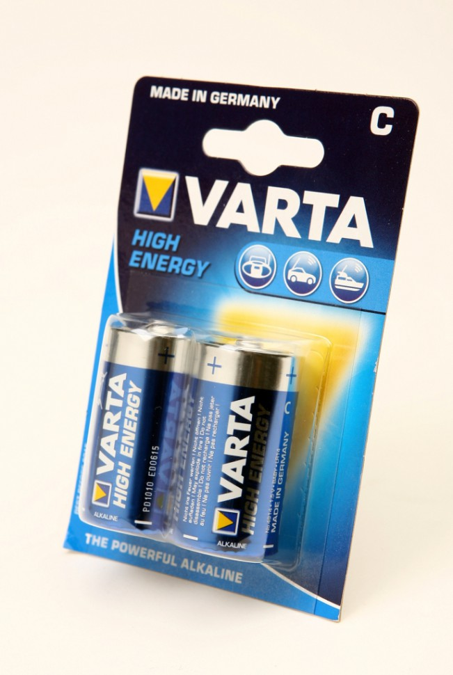 VARTA HIGH ENERGY 4914 LR14 BL-2