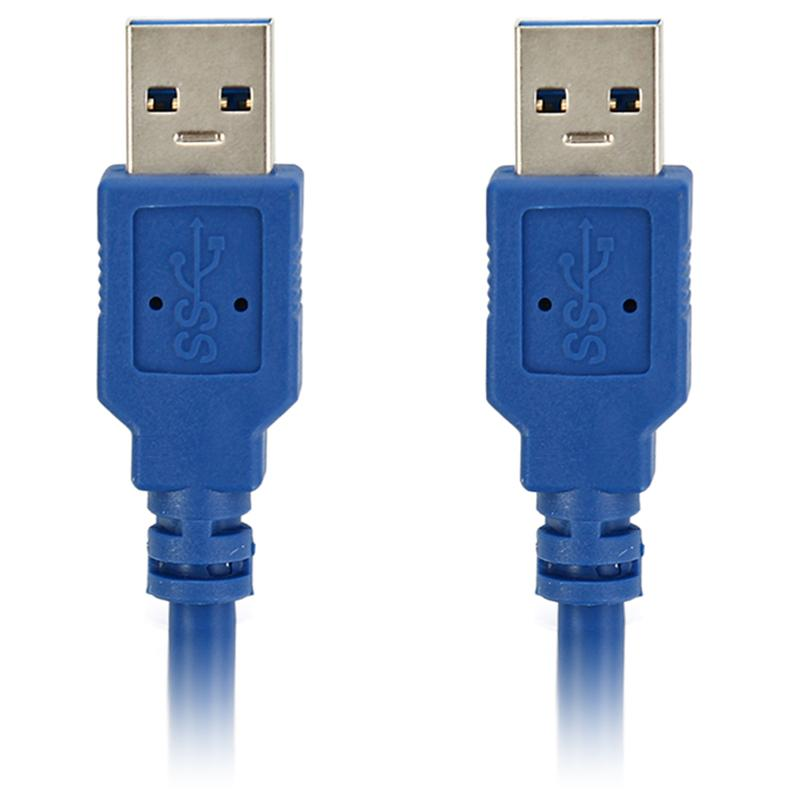 Кабель 5bites UC3009-010 USB3.0 AM / AM 1м