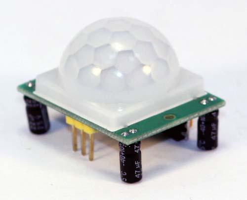 Датчики дистанции, движения, препятствий HC-SR501 Infrared PIR Motion Sensor Module