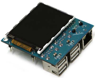 ���������� �����, �����, ������������ ������ W Docking Board with TFT LCD