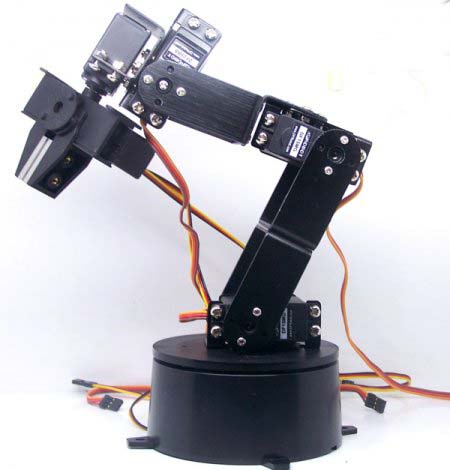 Роботы 6 DOF Robotic Arm