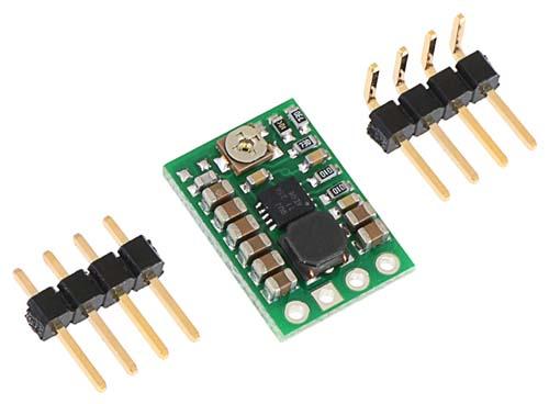 Pololu Управление питанием Adjustable Step-Up/Step-Down Voltage Regulator S7V8A