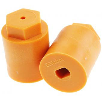 ��������� � ����� Motor Adapter for D65mm Rubber Whee