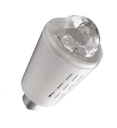 Бытовая LED лампа Светомузыкальная лампа LED Light-03