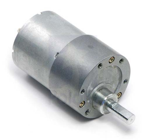 Коллекторные моторы 11.8:1 Metal Gearmotor 37Dx57L mm 6V 508RPM