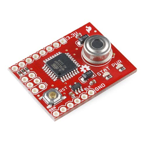 Наборы датчиков Evaluation Board for MLX90614 IR Thermometer