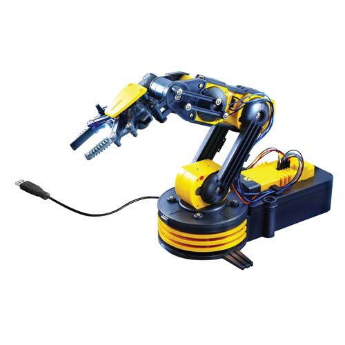 ������ ROBOTIC ARM WITH USB PC INTERFACE