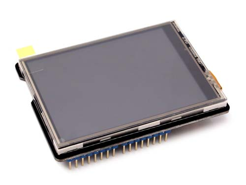 Дисплеи 2.8 TFT Touch Shield V2.0