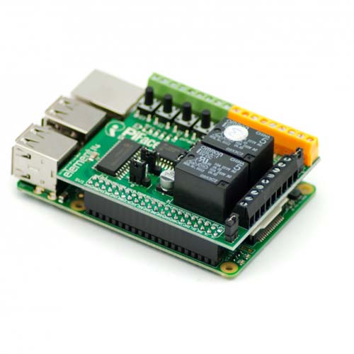 ��������������  � ���������� � ��� PiFace Digital - Board I/O Expansion Raspberry Pi
