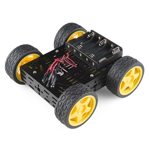 Платформы и колёса Multi chassis 4WD KIT [Basic version]