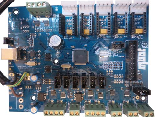 �������� � ���������� MightyBoard [MotherBoard]
