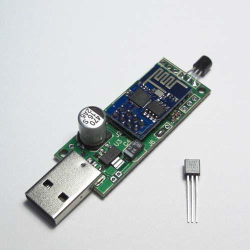 Интернет термометр MP3507