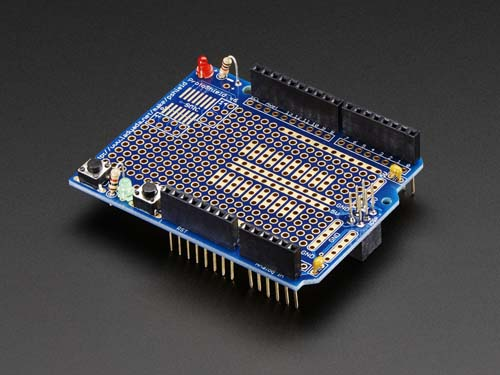 ����� ���������� Proto Shield for Arduino Kit - Stackable Version R3