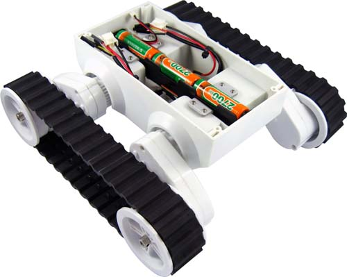 Платформы и колёса Rover 5 chassis [with 2 encoder]