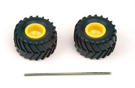 Платформы и колёса 70096 Off-Road Tires [2 tires]