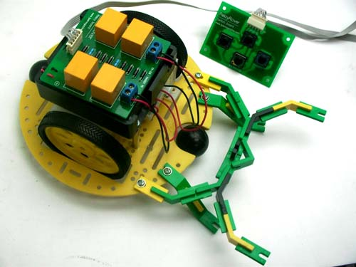 Роботы IE-R2BOT RELAY ROVER