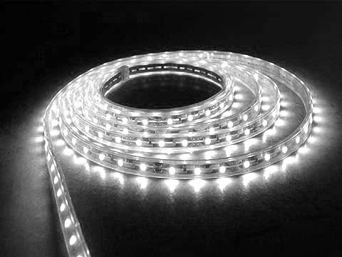 ������������ ����� FS-LED 5050SMD-150LED-12V-7.2W-IP20-5m.White
