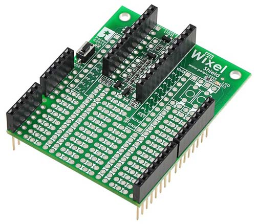 ������������ ���������� Wixel Shield for Arduino