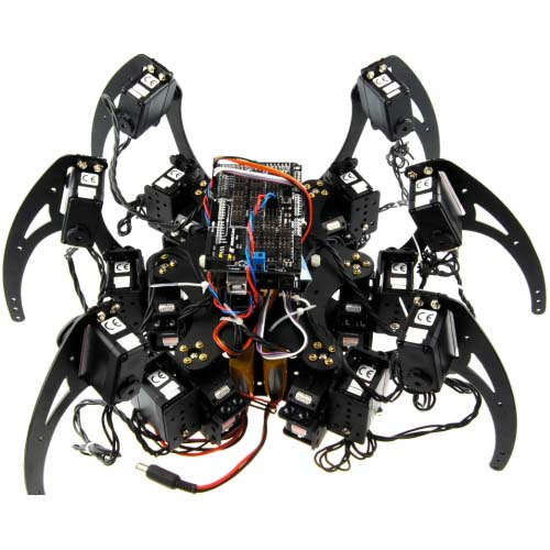 Роботы Hexapod Robot Kit