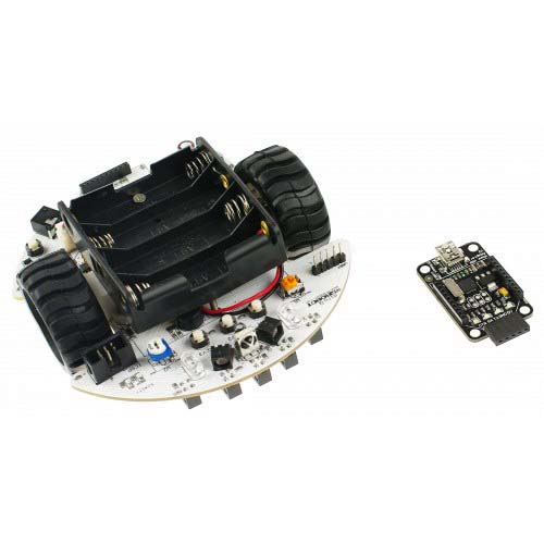 Роботы MiniQ 2WD Complete Kit [Based on Arduino]