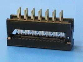 Разъем IDC FDC-14. Норма отпуска на этот компонент: 4 штук (-и).