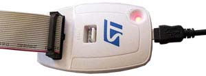 Эмулятор, отладчик, программатор ST-LINK/V2