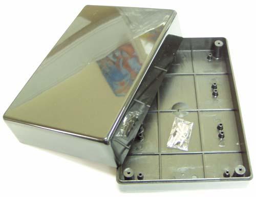 Корпус для электроники из пластика своими руками