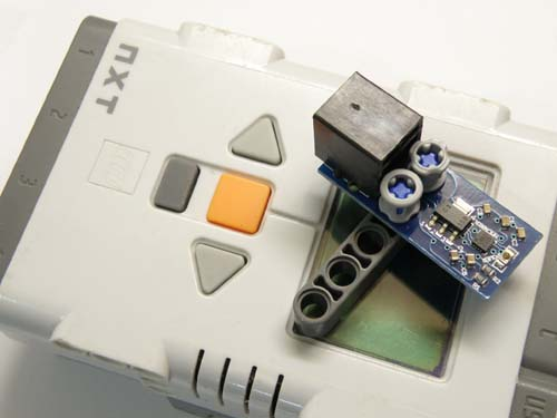 Датчики Digital Compass Sensor for LEGO MINDSTORMS NXT