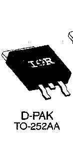 MOSFET транзистор IRFR15N20DTRPBF