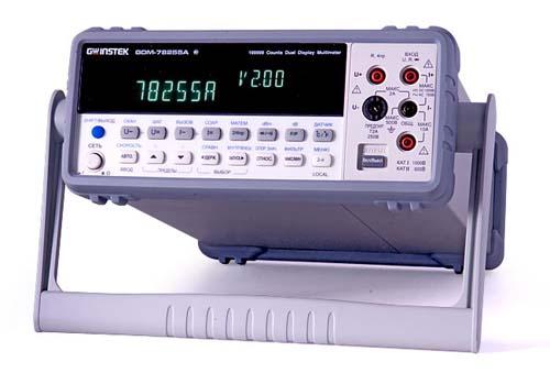 Вольтметр GDM-78255A