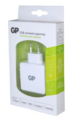GP Зарядное устройство ADAPTER