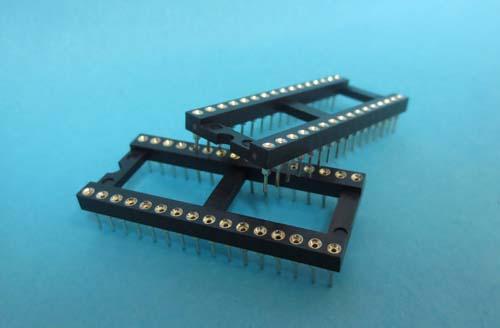 Панель для микросхем SOCKET