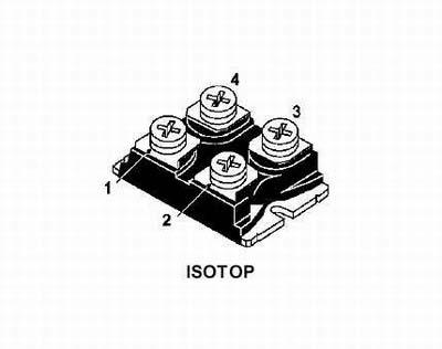 STMicroelectronics Диод выпрямительный STTH20002TV1