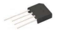 DC Components Мостовой диодный выпрямитель RS405