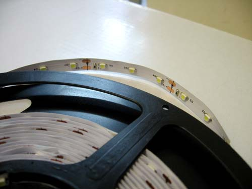 ������������ ����� Led flexible strip CTL-3528-60leds/m-IP20-White