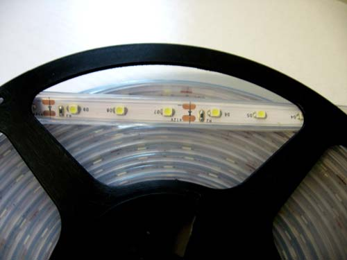 ������������ ����� Led flexible strip CTL-3528-60leds/m-IP66-Warm White