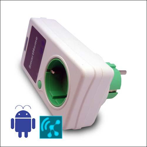 Мастер управления беспроводными модулями на 433 МГц для OC Android (одно реле до 2 кВт) MA3302